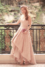 Peach-1618-couture-bridal-dress-maroon-ipa-nima-bag