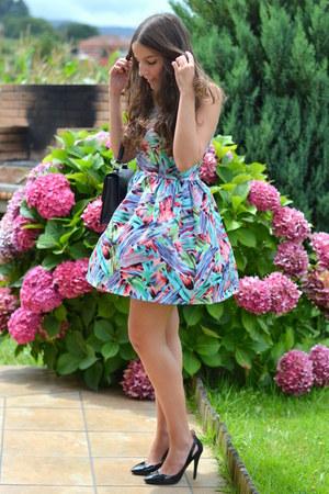 Yoyomelody dress - Zara heels