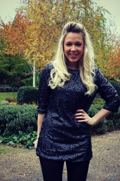 sequin Krisp Clothing dress