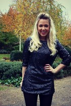 sequin Krisp Clothing dress