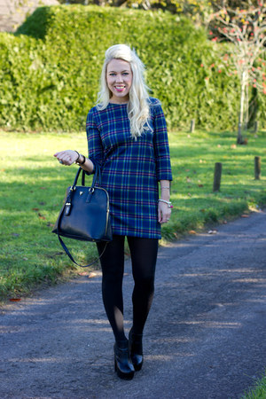 tartan dress RARE dress