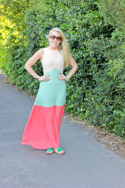 maxi Jarlo London dress