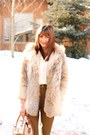 Eggshell-vintage-coat-burnt-orange-american-apparel-pants-dark-brown-frye-he