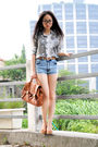 Zara-shirt-shorts-h-m-belt-shoes
