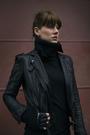 Black-zara-jacket-black-ruelle-dress-black-diesel-gloves-zara-boots