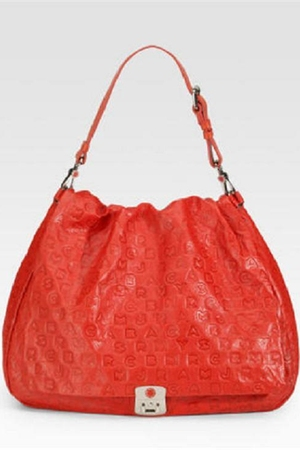 red Marc Jacobs purse