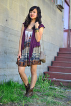 draped cardigan Urban Outfitters sweater - Urban Outfitters top - bohemian print