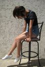 Blue-forever-21-blouse-blue-levis-shorts-white-keds-shoes