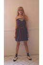 Steve-madden-shoes-back-to-basics-dress-zara-socks-vintage-glasses-vinta