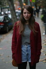Urban-outfitters-cardigan-vintage-boots-forever-21-shirt-vintage-shorts