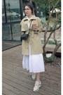 White-miamasvin-dress-camel-miamasvin-coat-cream-miamasvin-sneakers