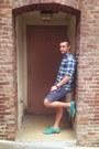 Oxford-cole-haan-shoes-polo-ralph-lauren-shirt-diy-shorts