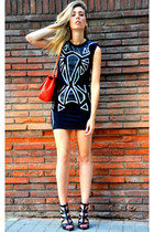 black vjstyle skirt - black vjstyle t-shirt