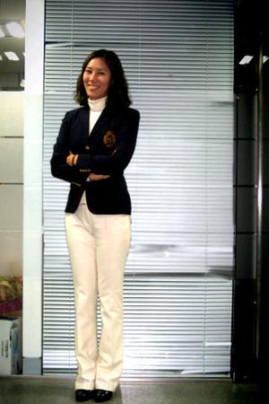 Ralph Lauren blazer - Time pants