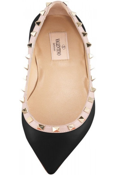 studded Valentino shoes