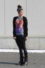 Urban-outfitters-shirt-leather-windsor-leggings-forever-21-cardigan
