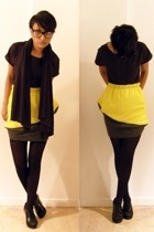 top - misha skirt