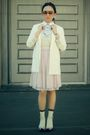 White-zara-shirt-white-portmans-blazer-pink-vintage-shop-skirt-white-sox-g