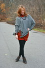 Sweater-american-apparel-dress-poncho-modcloth-sweater