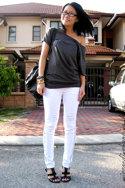 Mega accessories - Miss OCD top - Miss OCD pants - uk accessories - uk bracelet