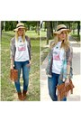 Amethyst-zara-blazer-neutral-aire-retro-shirt-burnt-orange-blanco-bag