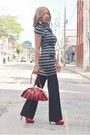 Local-boutique-dress-local-boutique-purse-c-label-pumps-winners-pants