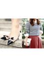 Black-white-stripes-gap-sweater-white-gap-shirt-white-clutch-h-m-bag