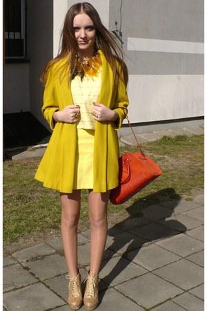 yellow River Island coat