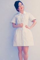 & other stories dress - asos blouse