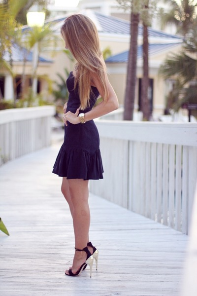 jacquard Revolve Clothing dress - straps Zara sandals