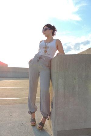 periwinkle Ralph Lauren pants