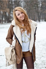 Brown-bershka-coat-dark-brown-h-m-tights-beige-choies-bag