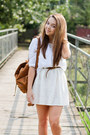 Brown-wholesale7-shoes-white-vj-style-dress-white-sheinside-shirt