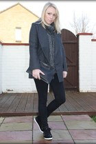 street style Ebay coat - streetstyle Topshop jeans - fashion Givenchy bag