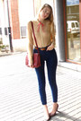 Nude-american-apparel-shirt-crimson-vintage-bag-navy-american-apparel-pants