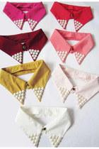 Mustard-pearl-collar-mychickpea-accessories