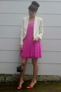 Jewelmint-ring-free-people-dress-mango-blazer-dandrea-handbags-bag