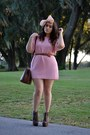 Brown-jeffrey-campbell-boots-light-pink-sweater