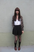 forever 21 - Urban Outfitters skirt - Topshop shoes
