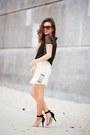 Black-agaci-shirt-black-agaci-bag-white-agaci-skirt