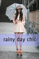How To: Rainy Day Chic