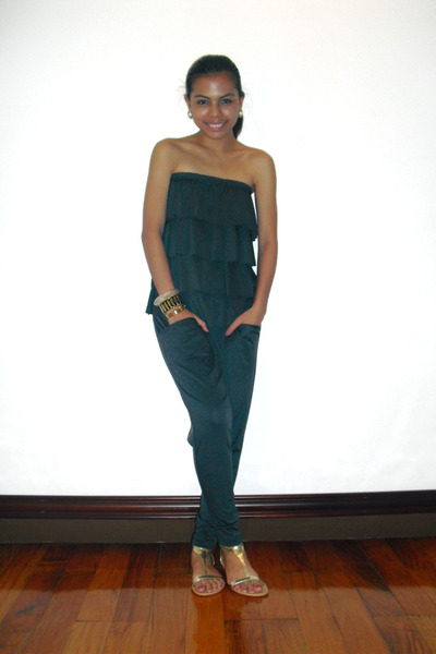 jumpsuit from singapore - from singapore shoes - random accessories