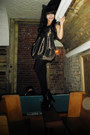 H-m-dress-dkny-tights-lune-accessories-zara-heels