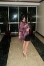 Silver-platforms-das-shoes-black-bandage-forever-21-skirt
