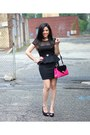 F-w-style-bag-peplum-forever21-dress-heart-forever21-belt-forever21-heels