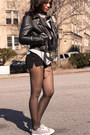Vintage-jacket-abercrombie-and-fitch-sweater-american-apparel-shorts