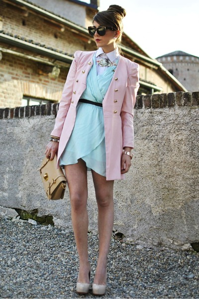 InLoveWithFashioncom dress - Romwecom jacket