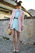 InLoveWithFashioncom dress - Romwecom jacket