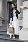 White-gary-pepepr-vintage-skirt-black-from-tokyo-jacket-silver-marks-spenc