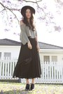 Black-gary-pepper-vintage-skirt-black-alexander-wang-shoes-dark-khaki-thrift